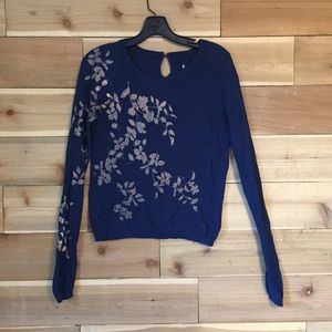 Knitted and knotted anthropology sweater 2210-🌼